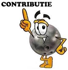 Het is weer tijd voor de jaarlijkse contributiebetaling